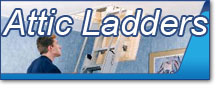 Attic Ladders and Loft Ladders - by Attic Services Perth