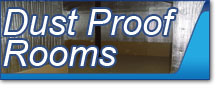Dust Proof Rooms / Storage Rooms - by Attic Services Perth