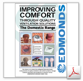 Edmonds Domestic Extraction and Ventilation Systems Range
